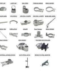 C Misc Chain Link Fence Products Fittings Product Categories Spaulding Fence Supply