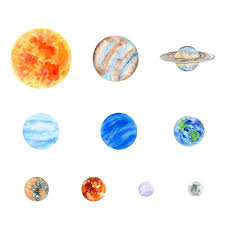 Planet Solar System Fluorescent Wall Stickers The Universe Planet Galaxy Children Room Bedroom Luminous Wall Decal Home D Large Stickers For Walls Large Vinyl Wall Decals From Rudelf 16 07 Dhgate Com