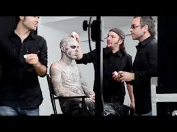 zombie boy gets for dermablend