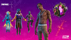 """Travis Scott Fortnite concert debuts new song """"The Scotts"""" with ..."""