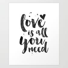 love wall decor love is all you need