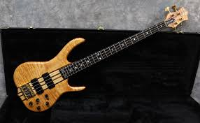 2011 Ken Smith BSR4GN – Andy Baxter Bass & Guitars
