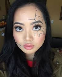 70 scary halloween makeup ideas you ll love