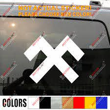 Jumis Cross Latvia Latvian Decal Sticker Car Vinyl Pick Size Color B Car Stickers Aliexpress