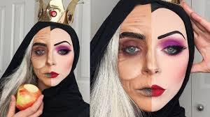 snow white evil queen halloween makeup