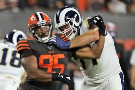 """Notes: Myles Garrett won't change his game despite expensive fines: """"I  guess that's my toll"""" – BrownsZone with Scott Petrak"""