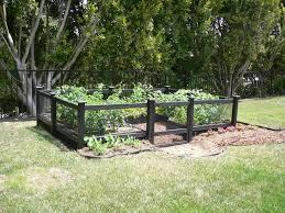 Vegetable Garden Fencing Kits Garden Design Ideas