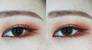 korean eye makeup for beginners
