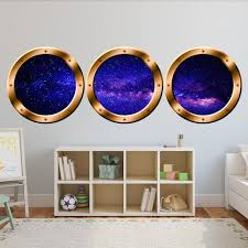 Outer Space Crafts Wall Decals Vwaq Com Vinyl Wall Art Quotes