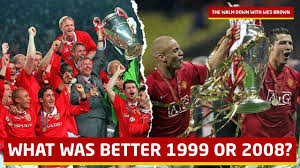 Wes Brown 1999 vs 2008 Who Was The Best Team? The Warm Down Stephen Howson  Podcast - YouTube