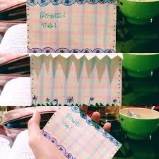 homemade envelopes design craft on