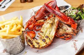 Burger and Lobster - The Bespoke Black Book