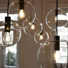 shangno glass pendant lamp modern