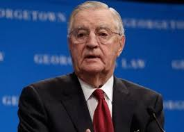 Former Vice President Walter Mondale Hospitalized With Flu