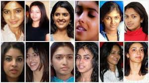 malam mallu actress without makeup