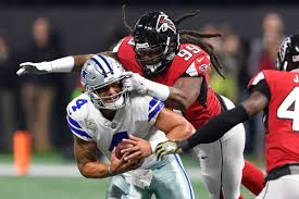 """Cleveland Browns: Adrian Clayborn tapped as a top 10 """"disruptor ..."""