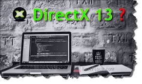 is directx 13 for windows 10