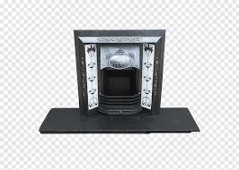 fireplace insert cast iron victorian