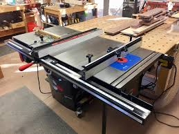 Sawstop Inline Router Table Product Reviews Wood Talk Online
