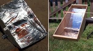 diy solar oven match treehugger
