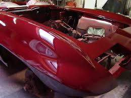 66 maroon color corvetteforum