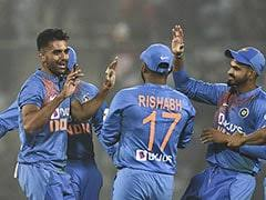 """Image result for Rohit Sharma minced no words during a break in the Bangladesh inning in the 3rd T20I and this pepped up the team."""""""