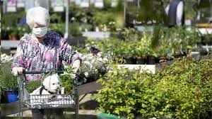 mps keen for garden centres to re open