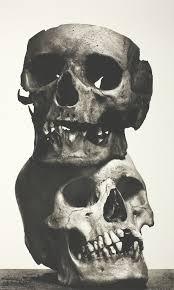 The Poor Lovers New York Irving Penn Skull Skull Art