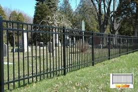 Wrought Iron Style Steel Fences 3 Rail Flat Top 8 Ft Long Unassembled Kits Wholesale Wrought Iron For Sale Wrought Iron Fence Panels Wrought Iron Steel Wrought Iron Supplies