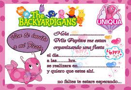 Tarjeta De Invitacion En Ingles Imagui