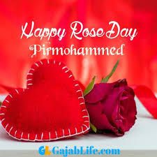 pirmohammed happy rose day pictures quotes images