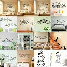 Dreams Love Hope Arrow Quote Wall Stickers Bedroom Living Room Decal Decor For Sale Online Ebay