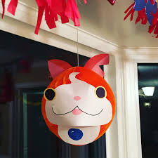 Diy Yo Kai Watch Decoration For Birthday 3 00 Fiesta
