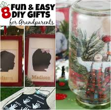 8 diy gifts for grandpas the