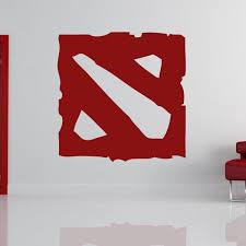 Dota 2 Logo Wall Art Sticker As10191 Ebay