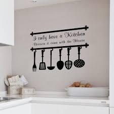 Vinyl Wall Decals For Kitchen Cabinets Kitchen Wall Decals Kitchen Wall Quotes Kitchen Decor Wall Art
