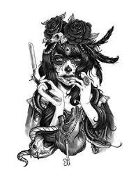 46 Beste Afbeeldingen Van Chicano Cartoon Kunst Duivel Tattoo