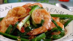 5-min Quick & Easy Stir Fry Shrimp w ...