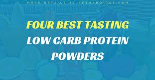 low carb keto friendly protein powder