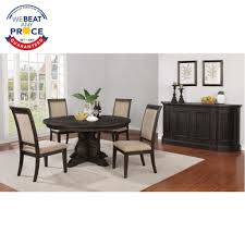 Whitney Round Dining Room Sets Canales Furniture