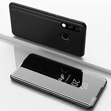 huawei p30 lite smart mirror flip cover