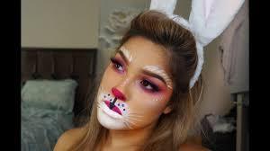 easy rabbit makeup saubhaya makeup