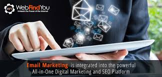 Integrated Email Marketing Is the Newest Feature of the Already ...