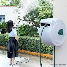 hose reel car wash garden water hose
