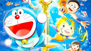 Doraemon Tập Dài: Truyền Thuyết Người Cá Khổng Lồ - Doraemon ...