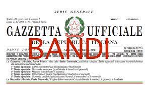 Concorsi scuola, bandi di concorso pubblicati in Gazzetta ...