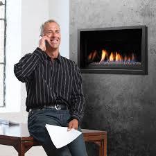 kingsman 36 linear gas fireplace