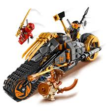 LEGO NINJAGO Cole's Dirt Bike Toy for Kids