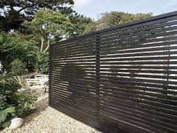 Modern Fence Ideas Design All Home Decor Modern Fence Ideas Outdoor Decoration In 2020 Wood Fence Design Modern Fence Panels Wooden Fence Panels