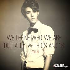 exo quotes exotic friends